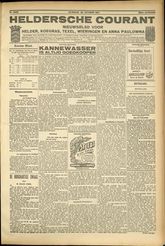 Heldersche Courant 1927-10-29