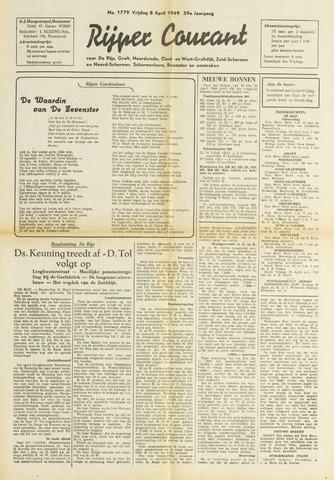 Rijper Courant 1949-04-08