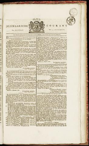 Alkmaarsche Courant 1830-09-13