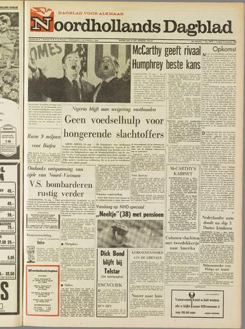 Noordhollands Dagblad : dagblad voor Alkmaar en omgeving 1968-08-16