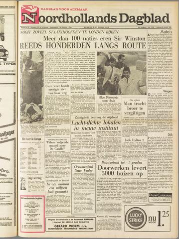 Noordhollands Dagblad : dagblad voor Alkmaar en omgeving 1965-01-30