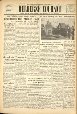Heldersche Courant 1954-10-27