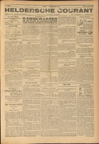Heldersche Courant 1929-02-05