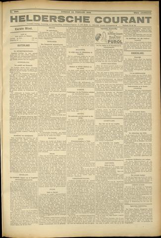 Heldersche Courant 1925-02-24