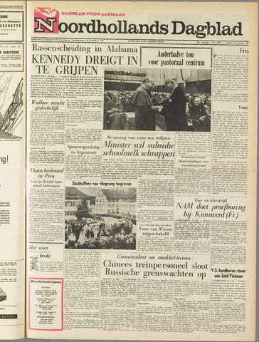 Noordhollands Dagblad : dagblad voor Alkmaar en omgeving 1963-09-10