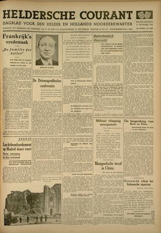 Heldersche Courant 1936-11-12