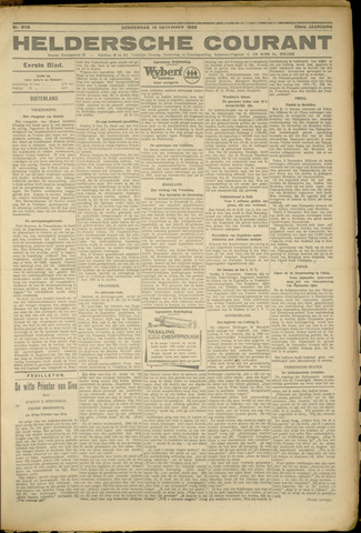Heldersche Courant 1925-12-10
