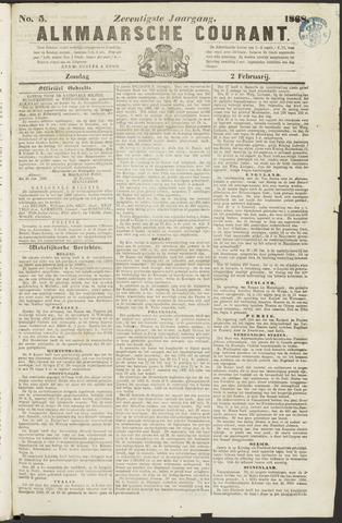 Alkmaarsche Courant 1868-02-02