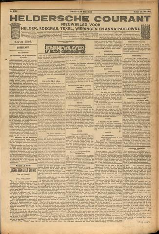 Heldersche Courant 1926-05-25