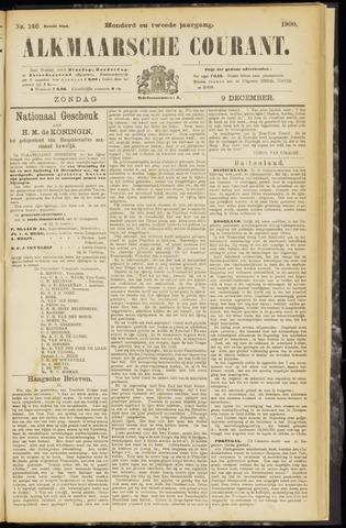 Alkmaarsche Courant 1900-12-09