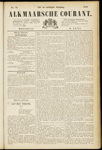 Alkmaarsche Courant 1882-06-21