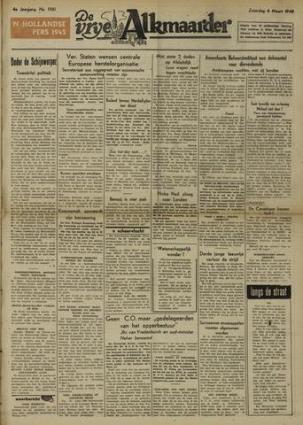 De Vrije Alkmaarder 1948-03-06