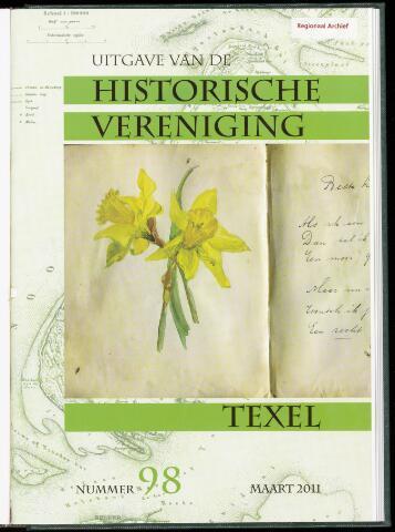 Uitgave Historische Vereniging Texel 2011-03-01