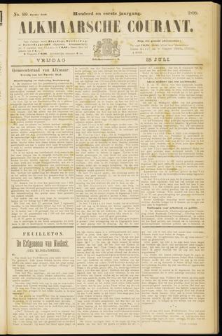 Alkmaarsche Courant 1899-07-28