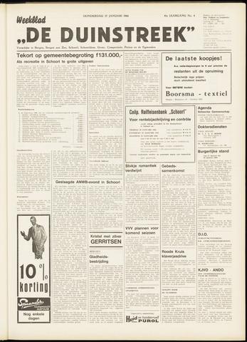 De Duinstreek 1966-01-27