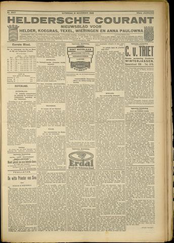 Heldersche Courant 1925-11-21