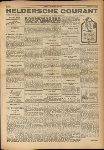 Heldersche Courant 1929-02-26