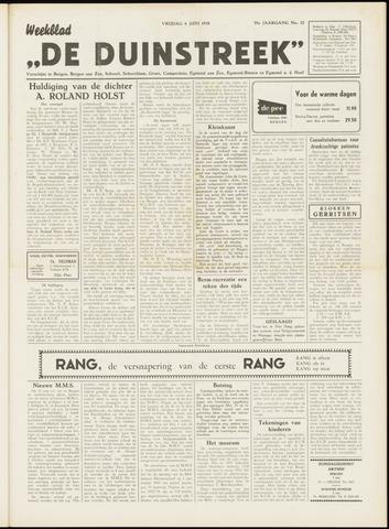 De Duinstreek 1958-06-06