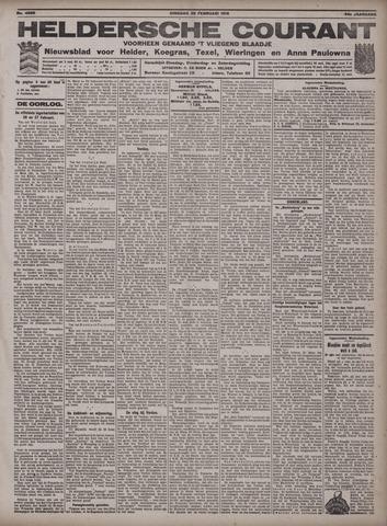 Heldersche Courant 1916-02-29