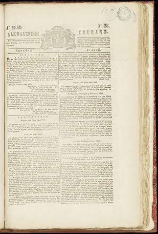 Alkmaarsche Courant 1849-06-18