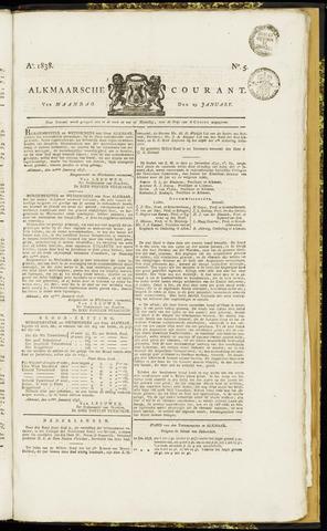 Alkmaarsche Courant 1838-01-29