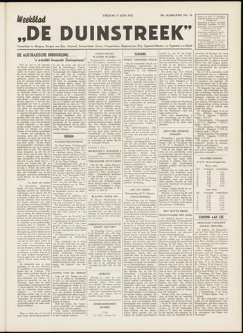 De Duinstreek 1952-06-06