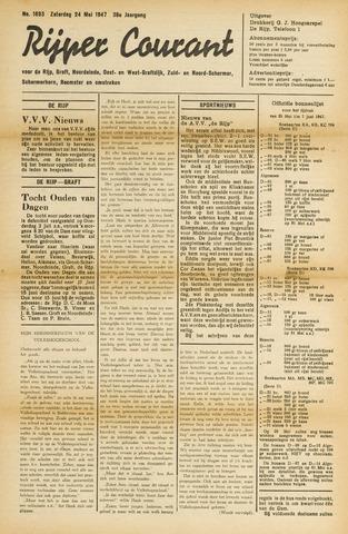 Rijper Courant 1947-05-24
