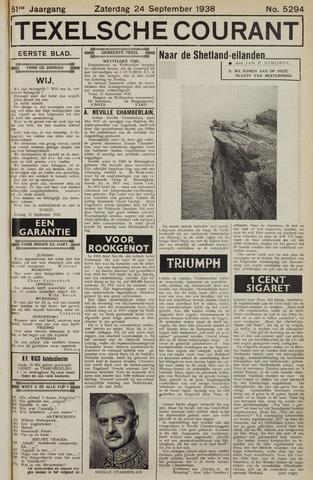 Texelsche Courant 1938-09-24