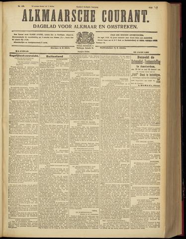 Alkmaarsche Courant 1928-01-23