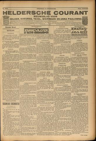 Heldersche Courant 1926-08-19