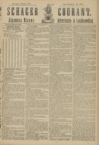 Schager Courant 1911-10-07