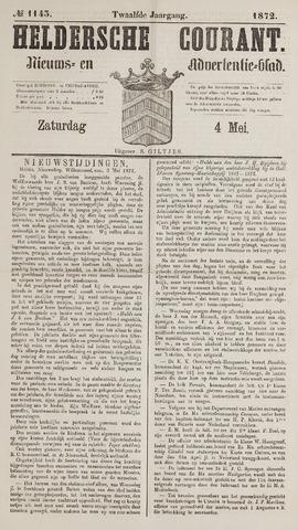 Heldersche Courant 1872-05-04