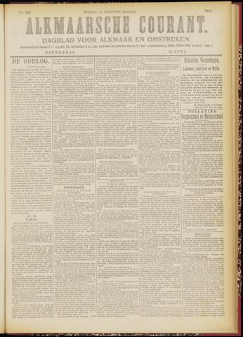 Alkmaarsche Courant 1916-06-15