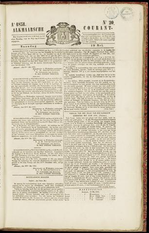 Alkmaarsche Courant 1851-05-19