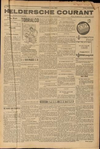 Heldersche Courant 1929-07-04