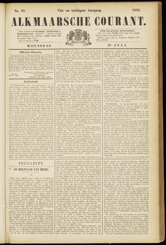 Alkmaarsche Courant 1882-07-26