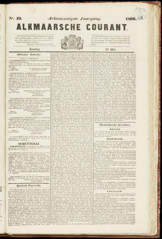 Alkmaarsche Courant 1866-05-13