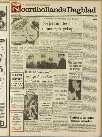Noordhollands Dagblad : dagblad voor Alkmaar en omgeving 1969-01-16