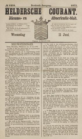 Heldersche Courant 1873-06-11