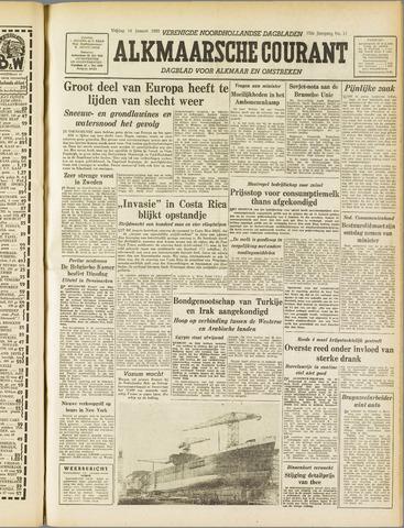 Alkmaarsche Courant 1955-01-14