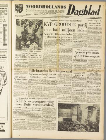 Noordhollands Dagblad : dagblad voor Alkmaar en omgeving 1959-03-04