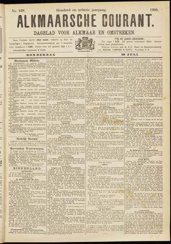 Alkmaarsche Courant 1906-07-19