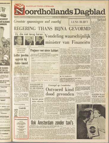 Noordhollands Dagblad : dagblad voor Alkmaar en omgeving 1965-04-08