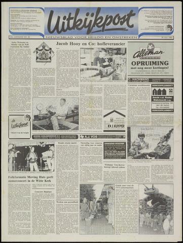 Uitkijkpost : nieuwsblad voor Heiloo e.o. 1993-07-28
