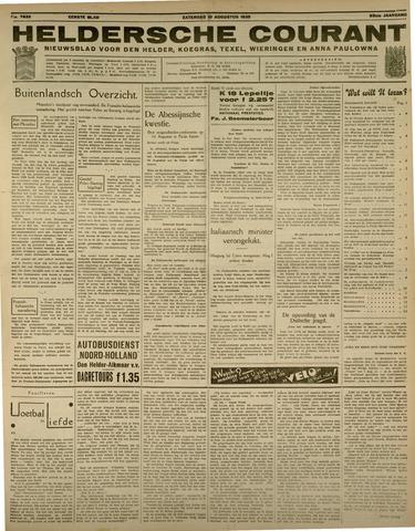 Heldersche Courant 1935-08-10