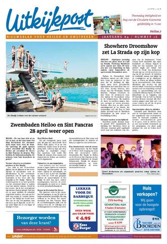 Uitkijkpost : nieuwsblad voor Heiloo e.o. 2018-04-18