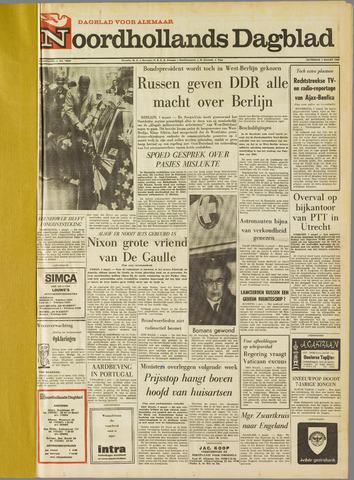 Noordhollands Dagblad : dagblad voor Alkmaar en omgeving 1969-03-01