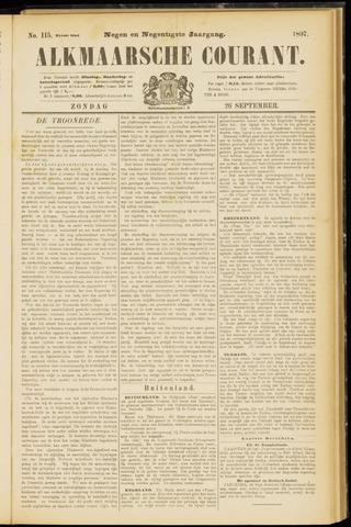 Alkmaarsche Courant 1897-09-26