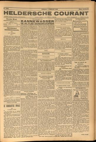 Heldersche Courant 1928-02-07