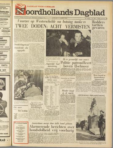 Noordhollands Dagblad : dagblad voor Alkmaar en omgeving 1963-02-26
